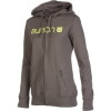 Her Logo Basic Full-Zip Hoodie - Women's