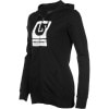 Her Logo Palette Stripes Basic Full-Zip Hoodie - Women's