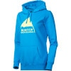 Mountain Logo Basic Pullover Hoodie - Women's