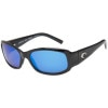 Costa Del Mar Vela Polarized Sunglasses - Costa 400 Glass Lens