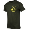 Pitchfork & Shovel Slim T-Shirt - Short-Sleeve - Men's