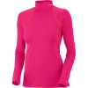 Base Layer Midweight Mock Neck Top - Women's