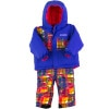 Snow Slush Reversible Snow Suit Set - Toddler Girls'