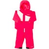 Snow Slush Reversible Snow Suit Set - Infant Girls'