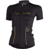 Coco Full-Zip Short Sleeve Women's Jersey