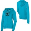DC Tstar H Full-Zip Hooded Sweatshirt - Women's