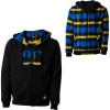 DC Marbury Reversible Full-Zip Hooded Sweatshirt - Men's