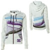 DC Call Me Crazy Full-Zip Hooded Fleece Sweatshirt - Women's
