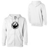 Dragon Icon Full-Zip Hooded Sweatshirt - Men's