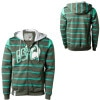 Dragon Level Stripe Full-Zip Hooded Sweatshirt - Men's