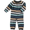 Striped Knit Layette - Infant Boys'