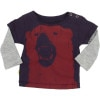 Bear Graphic T-Shirt - Long-Sleeve - Infant Boys'