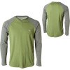 Electric Outsider Henley Shirt - Long-Sleeve - Men's