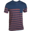 Electric Sliver V-Neck Shirt - Short-Sleeve - Men's