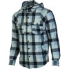 Davis Hooded Flannel Shirt - Long-Sleeve - Men's