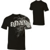 Element Crisis T-Shirt - Short-Sleeve - Men's