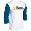 Element Horizontal T-Shirt - 3/4-Sleeve - Men's