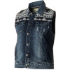 Traveler Denim Vest - Women's