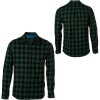 Emerica Hsu Little Buffalo Flannel Shirt - Long-Sleeve - Men's