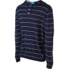 Right Stripes Hooded Sweater - Men's