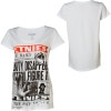 etnies Disappear Boyfriend T-Shirt - Short-Sleeve - Women's