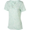 aZa Notch Neck Top - Short-Sleeve - Women's