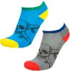 Fourstar Clothing Co Pirate Sock Low - 2-Pack
