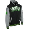 Famous Stars & Straps League Letterman Full-Zip Hoody- Men's