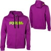 Forum Corp Strip Full-Zip Hooded Sweatshirt - Men's