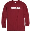 Forum Corp Stack T-Shirt - Long-Sleeve - Men's