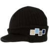 Foursquare Field Icon Visor Beanie