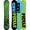Gnu Park Pickle BTX Snowboard - Wide
