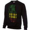Geo Bomb Crew Sweatshirt - Men's