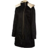 Long Hoodlamb Jacket - Women's
