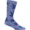X Snoop Plantlife Crew Socks