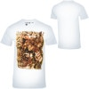 Hurley Samurai Vs. Tiger T-Shirt - Short-Sleeve - Men's