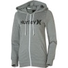 Hurley One and Only Slim Fleece Full-Zip Hoody - Women's