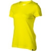 Hurley Solid Perfect Crew - Short-Sleeve - Women's