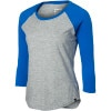 Solid Perfect Raglan - Long-Sleeve - Women's