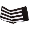 Surfside Stripe Boyshort Bikini Bottom - Women's