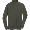 Woolies 220 Zip T-Shirt - Long-Sleeve - Men's