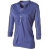 Icebreaker Superfine150 Henley Lite Top - 3/4 Sleeve - Women's