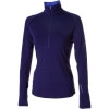260 Express Zip-Neck Top - Long-Sleeve - Women's