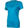 Icebreaker Tech V-Neck Shirt - Short-Sleeve - Women's