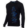 BodyFit +200 Oasis Intersect Crew - Long-Sleeve - Men's