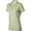 Superfine 200 Stripe Tech Polo Shirt - Short-Sleeve - Women's