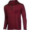 Franco Hooded Henley Shirt - Long-Sleeve - Men's