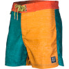 Multi Unstatic Bunker Board Short - Men's