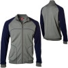 I/O Bio Merino Signature Track Jacket - Men's