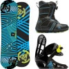 K2 Snowboards Grom Package S - Boys'